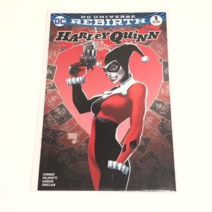 DC Comics Harley Quinn Rebirth #1 Michael Turner